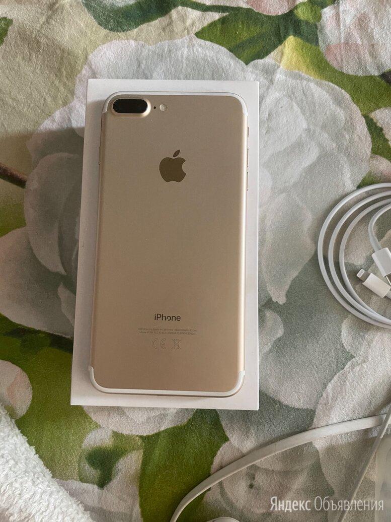 Iphone7plus 32 Gold ET по цене 17000₽ - Мобильные телефоны, фото 0