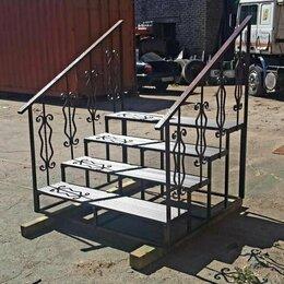 Лестницы и элементы лестниц - Крыльца -Ступени , 0