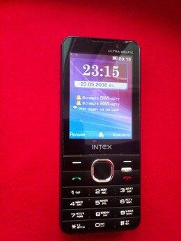 Мобильные телефоны - Телефон INTEX, 0