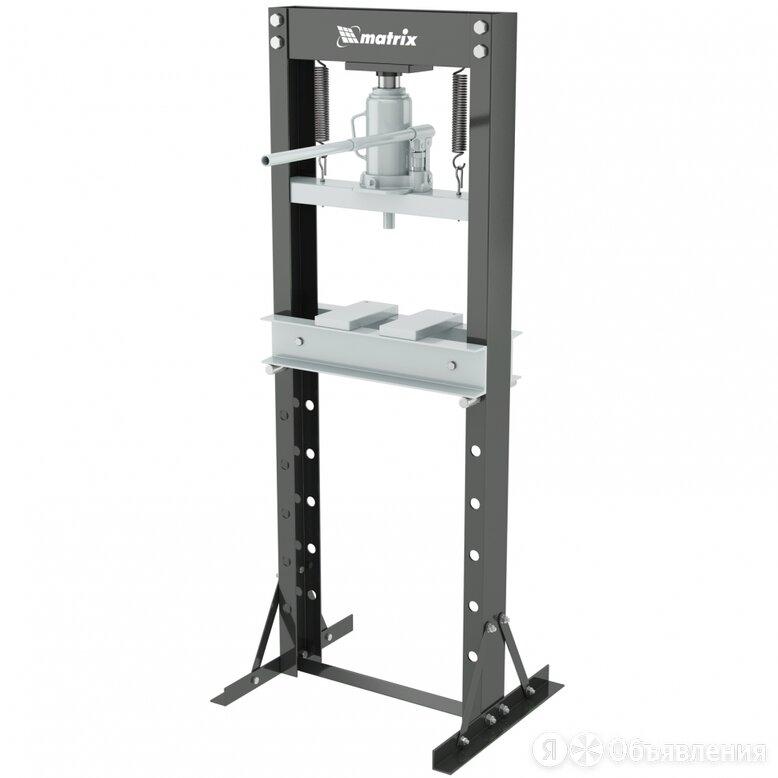 Пресс гидравлический, 20 т,640 х 540х 1500 мм (комплект из 2 частей)// Matrix по цене 25050₽ - Прочие станки, фото 0