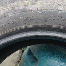 Шины, диски и комплектующие - Шины 185/75/16с, 0
