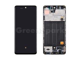Дисплеи и тачскрины - Дисплей для Samsung A515F Galaxy A51 (2019) в…, 0