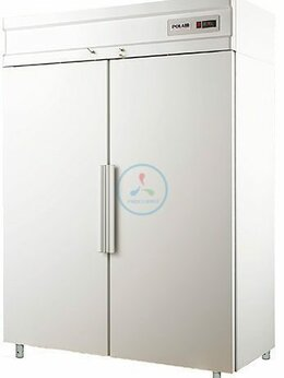 Холодильные шкафы - Холодильные шкафы С металлическими дверьми CC214-S, 0