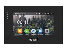 Мониторы - Монитор BAS-IP AP-07L BLACK, 0