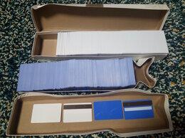 Считыватели магнитных ключей и карт - Пластиковые карты с магнитной полосой Hi-Co, 0