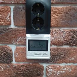 Электрический теплый пол и терморегуляторы - 🌡️Терморегулятор для теплого пола, 0
