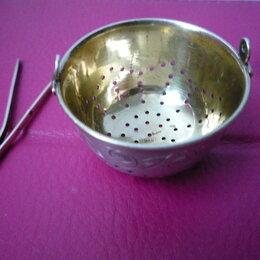 Подставки и держатели - серебряное ситечко, 0