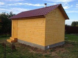 Готовые строения - Баня 4Х4, 0