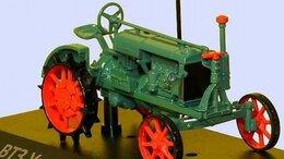 Модели - Модель трактора 1:43 ВТЗ Универсал 1934 г., 0