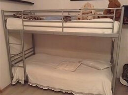 Кровати - Кровать двухъярусная , 0