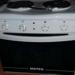 Плиты и варочные панели - Электроплита Мечта. Не работает., 0
