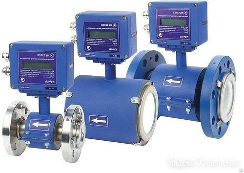 ЭРСВ-440Ф В dy 100 расходомер-счетчик электромагнитный по цене 47280₽ - Элементы систем отопления, фото 0