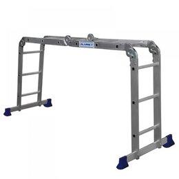 Лестницы и стремянки - Лестница-трансформер Алюмет TL4033, 0