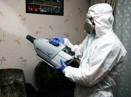Бытовые услуги - Уничтожение насекомых тараканов, блох,…, 0