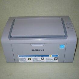 Принтеры и МФУ - Почти новый Samsung ML-2160 c новым картриджем., 0