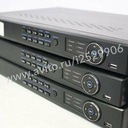 Видеорегистраторы - 16 Канальный гибридный видеорегистратор RVI, 0