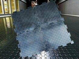 Плитка ПВХ - Резиновая плитка модульное покрытие для пола в…, 0