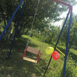 Садовые качели - Детские качели на дачу, 0