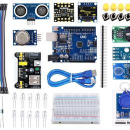 """Системы Умный дом - Стартовый набор """"Arduino Master"""" на базе Arduino Uno R3, 0"""