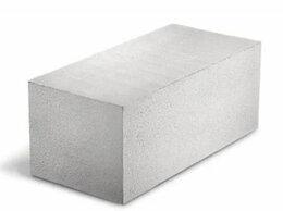 Строительные блоки - Газосиликатные блоки D800, 0