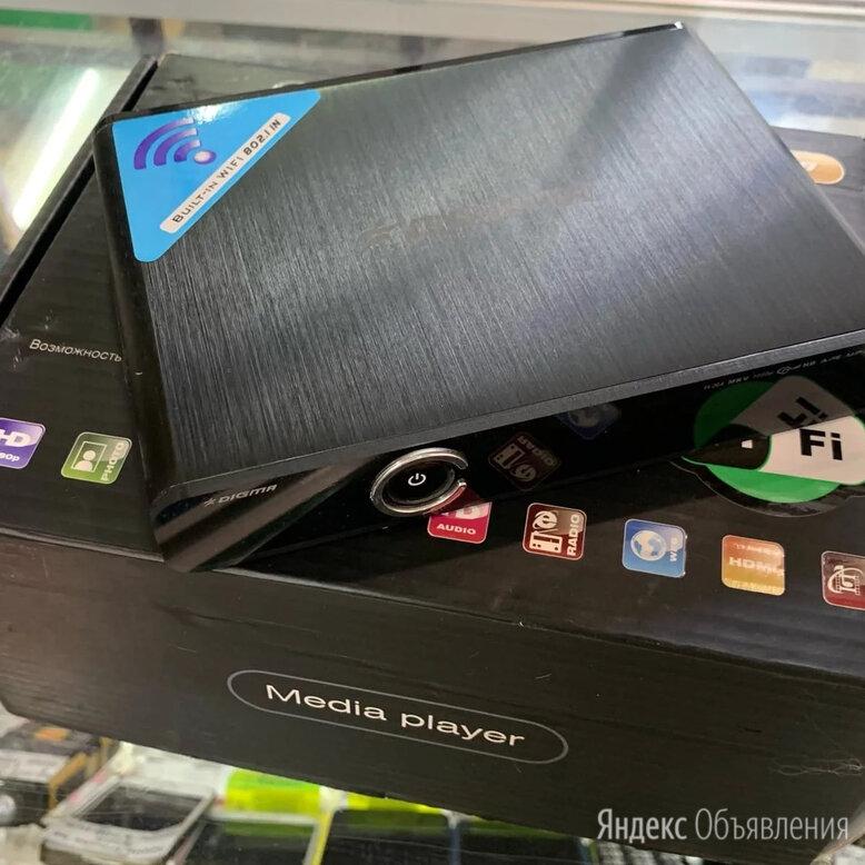 ТВ-приставка DIGMA HDMP-310  по цене 1200₽ - ТВ-приставки и медиаплееры, фото 0
