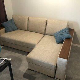 Диваны и кушетки - Большой двуспальный диван, 0