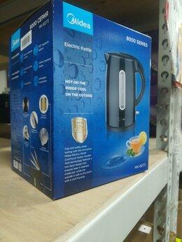 Электрочайники и термопоты - Новый чайник Midea MK-8073, 0