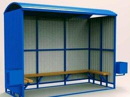 Готовые строения - Павильон для курения. Курилка. , 0