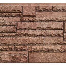 Фасадные панели - Фасадные панели Альта-Профиль коллекция Скалистый камень Пиренеи, 0