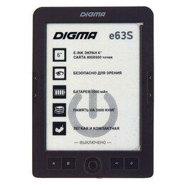 Электронные книги - Электронная книга Digma E63S Dark Gray, 0