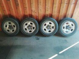 Шины, диски и комплектующие - Летняя резина 195/65R15, 0