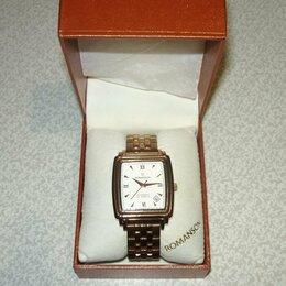 Наручные часы - Часы мужские наручные Швейцарские позолоченные…, 0