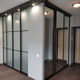 Шкафы, стенки, гарнитуры - Шкаф купе, раздвижные межкомнатные перегородки, двери-купе., 0