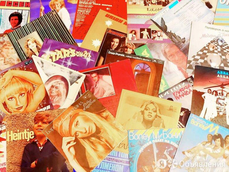 Пластинки виниловые + Классика + Джаз, есть редкие по цене 99₽ - Виниловые пластинки, фото 0