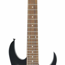 Электрогитары и бас-гитары - IBANEZ GRG7221QA-TKS GRG 7-STRING, 0