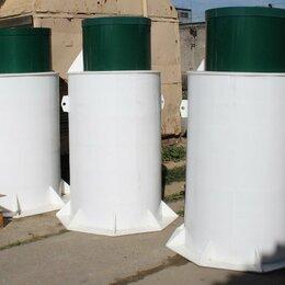 Комплектующие водоснабжения - Кессон пластиковый, 0