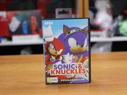 Игры для приставок и ПК - Картридж Sega Sonic and Knuckles, 0