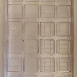 Кондитерские аксессуары - Форма для изготовления минишоколадных плиток 5гр Mortellato, 0
