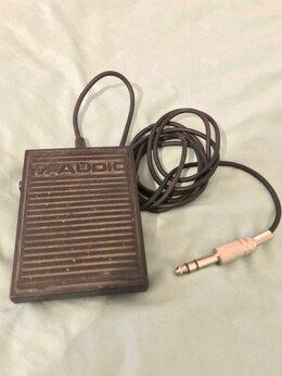 Клавишные инструменты - Педаль сустейна M-Audio SP-1, 0