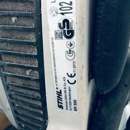 Воздуходувки и садовые пылесосы - Бензиновая воздуходувка stihl BR 500 3 л.с, 0