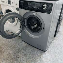 Стиральные машины - Samsung WF7522S9R с гарантией стиральная машинка, 0