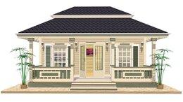 Готовые строения - Дачный домик TEREMDOM №27  , 0