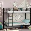 Металлическая двухъярусная кровать Севилья-2 по цене 12840₽ - Кровати, фото 4