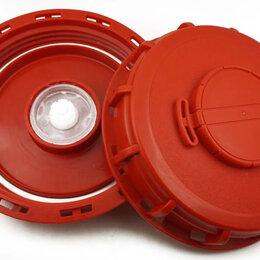Аксессуары и комплектующие - Крышка Заливная Ø 150мм с клапаном - для Еврокуба 1000л, 0