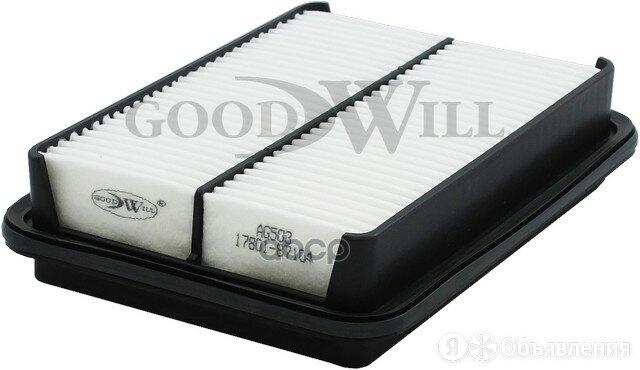 Фильтр Воздушный Toyota Goodwill арт. AG503 по цене 450₽ - Отопление и кондиционирование , фото 0