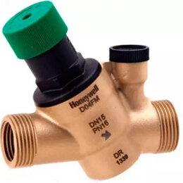 Комплектующие водоснабжения - Редуктор давления Honeywell D04FM 1/2, 0