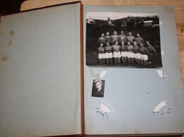 Фотографии и письма - Фотоальбом 1953 года с 23 фотографиями, 0