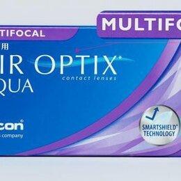 Устройства, приборы и аксессуары для здоровья - Контактные линзы Air Optix multifocal, 0