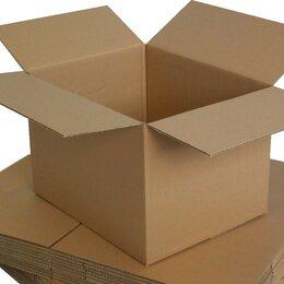 Расходные материалы - Картонные коробки разных размеров. , 0