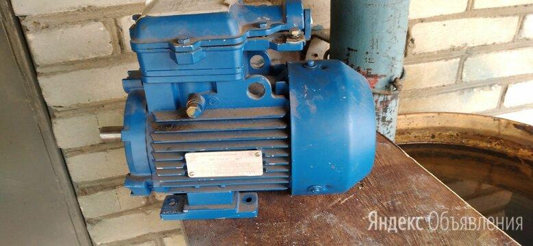 Электродвигатель асинхронный 4вр 80в4 у2 1,7квт 1360 об/мин. 1шт по цене 3000₽ - Товары для электромонтажа, фото 0